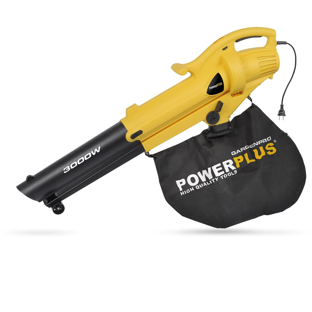 garden blowers powerplus electric leaf blower vacuum