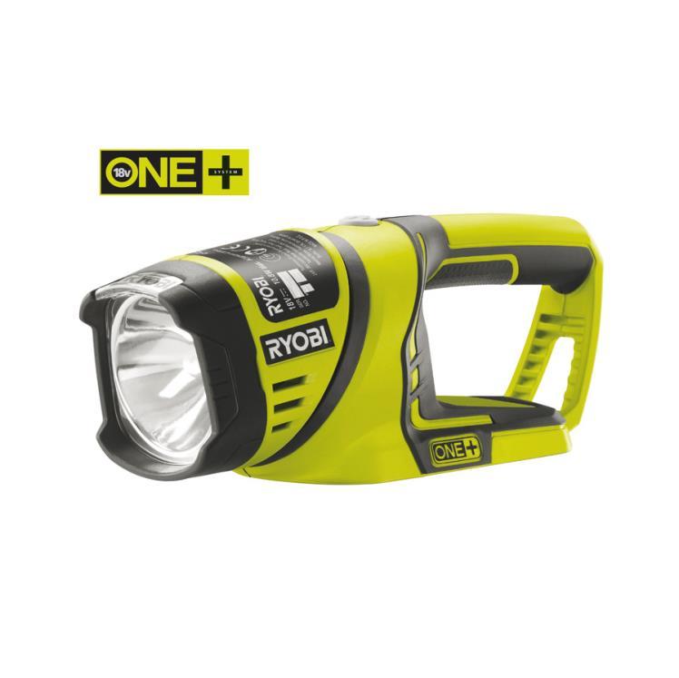 one power tools ryobi one flashlight 18v rfl180m. Black Bedroom Furniture Sets. Home Design Ideas