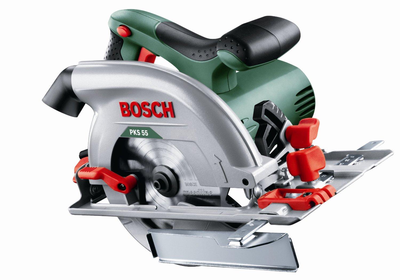 Circular Saws Hand Held Circular Saw Bosch Pks 55