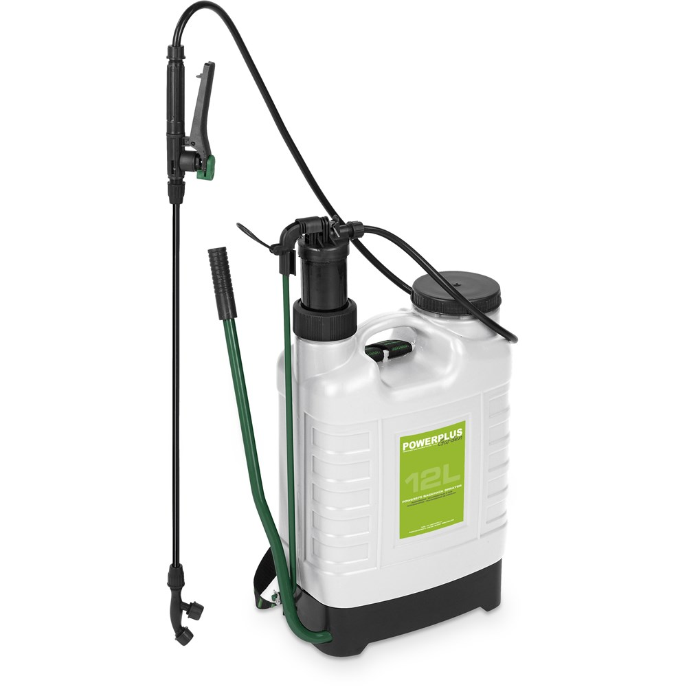 Garden Sprayers Powerplus Backpack Sprayer 12l Pow63875