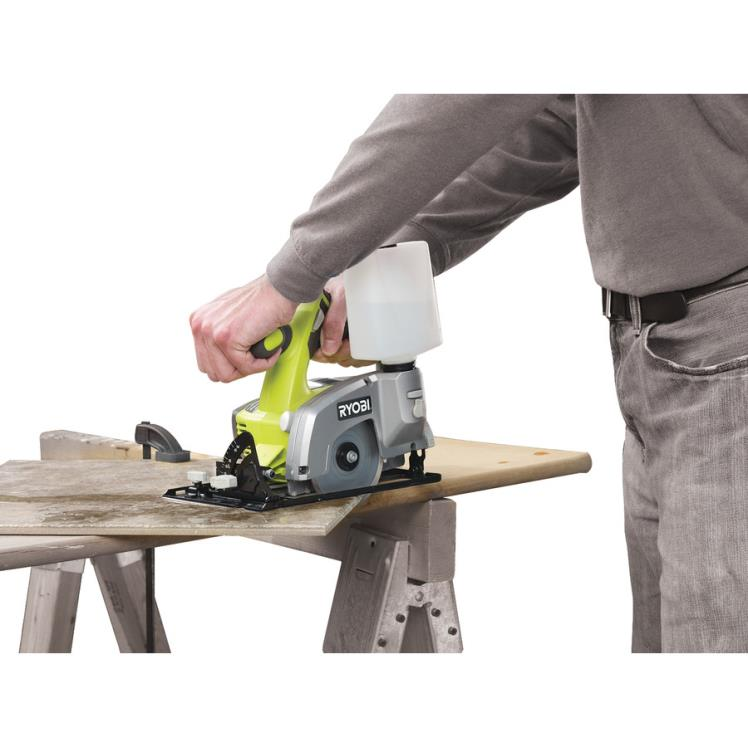 One Power Tools Ryobi One Tile Saw 18v Lts180m