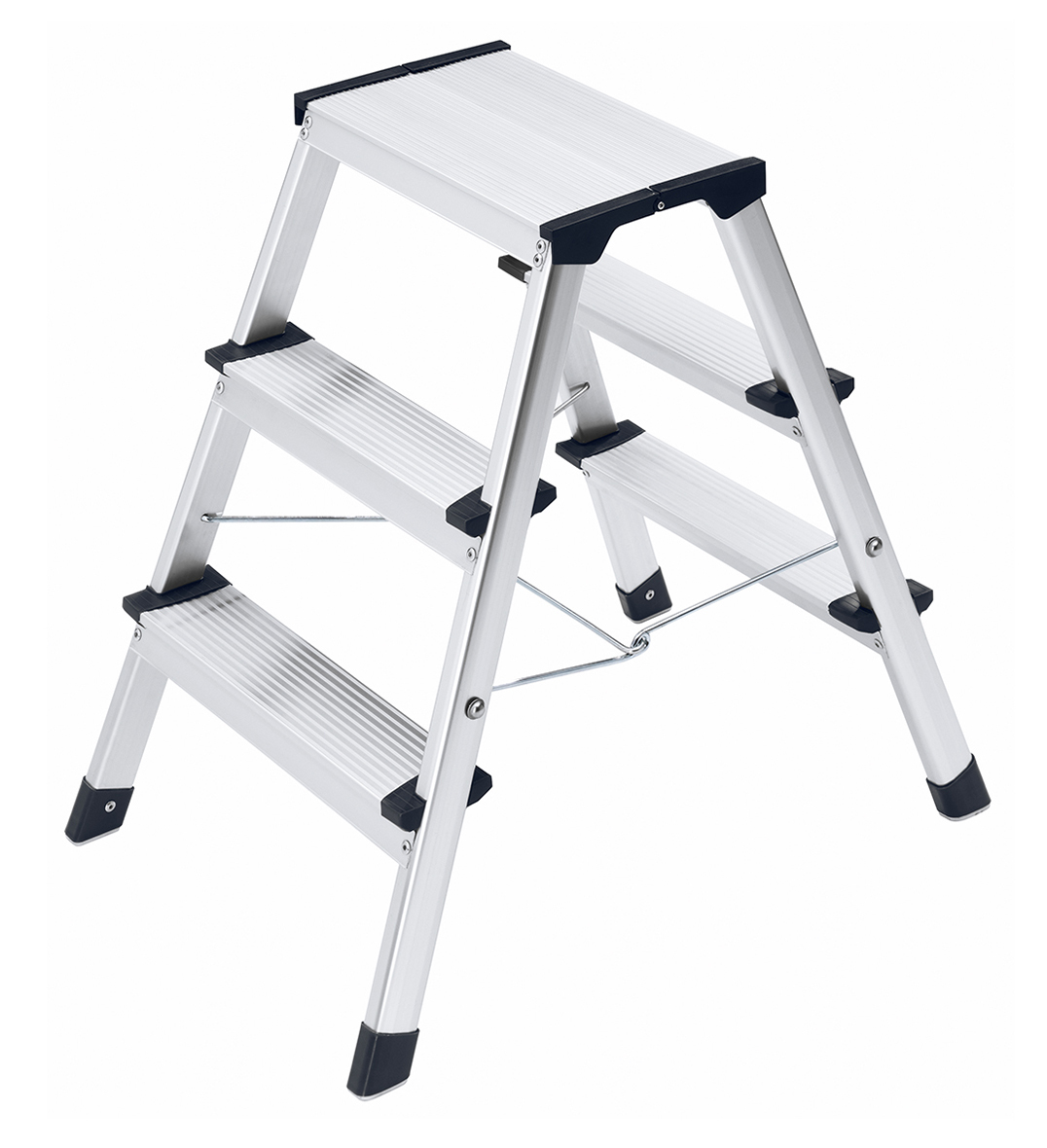 Step Ladders And Step Stools Hailo Step Ke Ladder L90 3