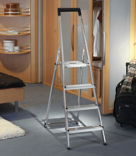 Step Ladders And Step Stools Hailo L40 Ladder 3 Steps