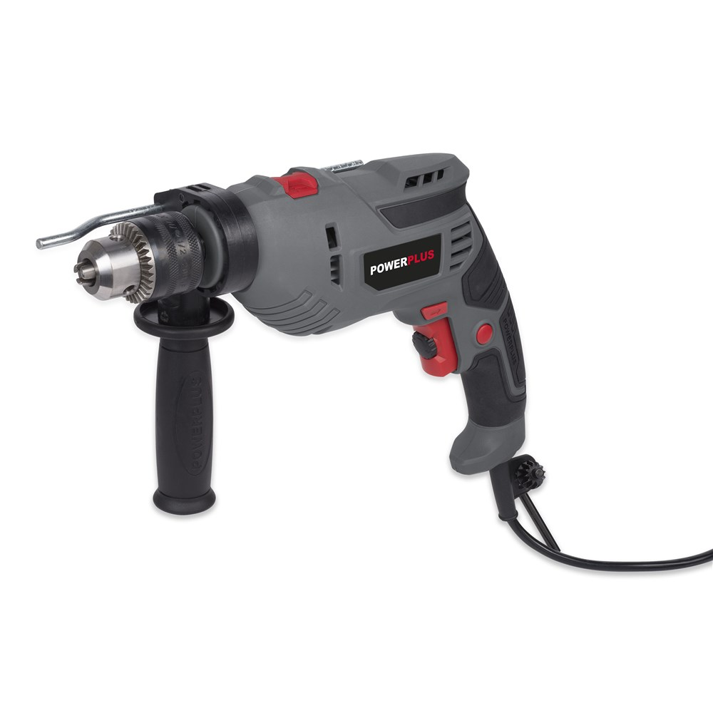 Corded Drills Powerplus Impact Drill 600w Powe10025