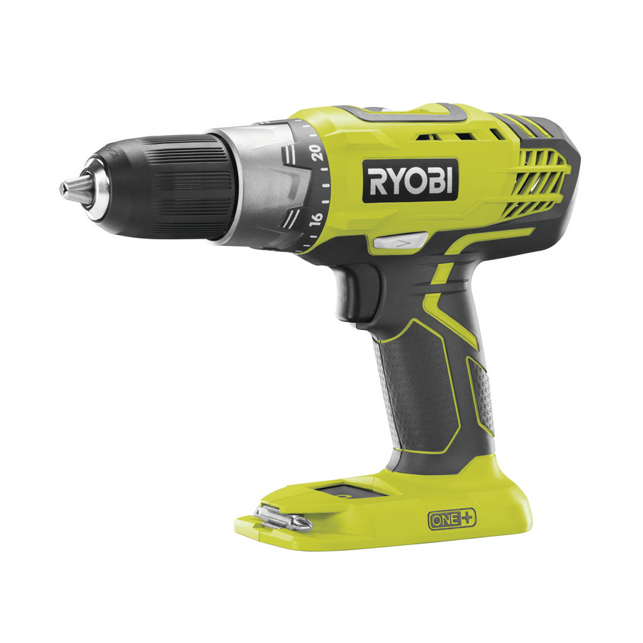 cordless drills ryobi one 18v cordless drill driver. Black Bedroom Furniture Sets. Home Design Ideas