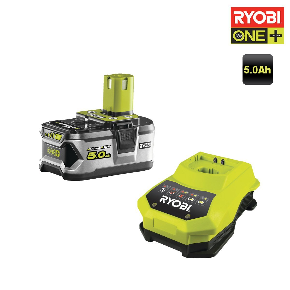 ryobi batteries chargers ryobi one starter kit battery. Black Bedroom Furniture Sets. Home Design Ideas