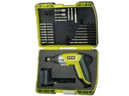 ryobi-csd-4130gn-screwdriver-4-volt-1-x-1-5ah-li-ion