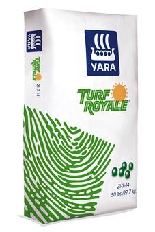 Granular Fertilizers Fertilizer Yara Turf Royale 21 7 14 5kg